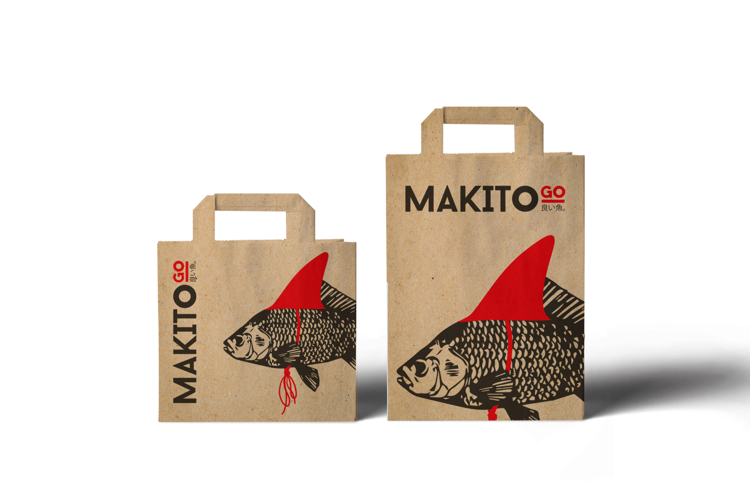 Kraft Bag Makitogo